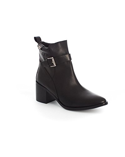 Pepe Jeans London Cooper Jil, Boots femme Noir