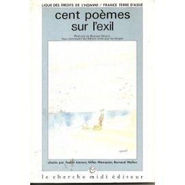 Cent poèmes sur l'exil