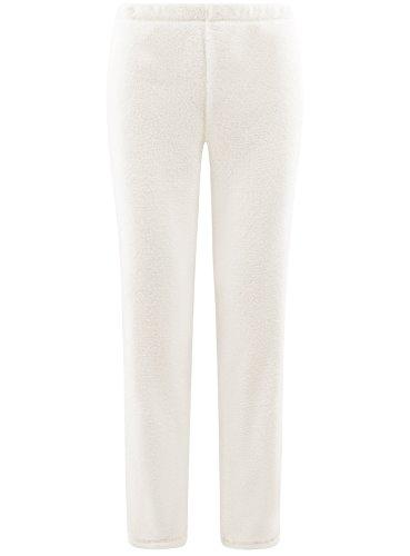 oodji Ultra Damen Haushose Weiß (1200N)