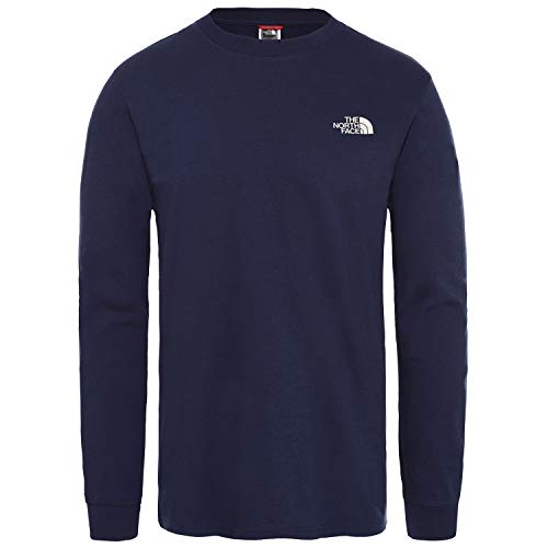 The North Face M LS Simple Dome - Camiseta Hombre