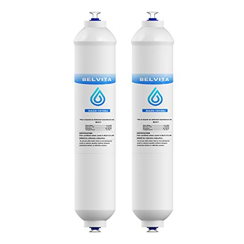 BELVITA Filtro agua frigorífico congelador DA29-10105J;