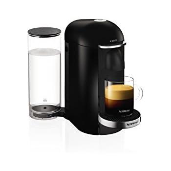 Nespresso Vertuo Plus Black Finish By Krups Amazon Co Uk