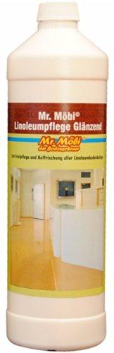 Mr.Möbi© Linoleum Pflege Glänzend