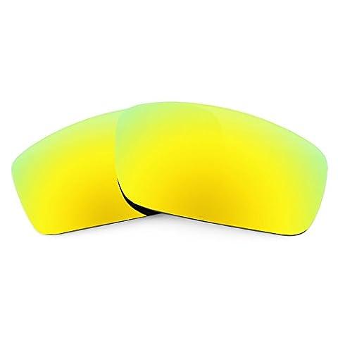 Revant Ersatzlinsen für Oakley Square Wire New (2006) 24K