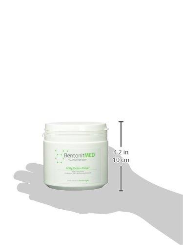 Bentonit MED® Detox-Pulver 400g
