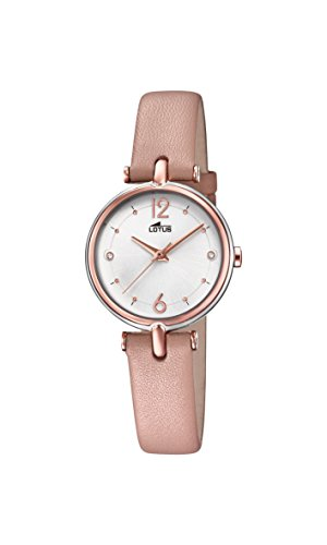 Lotus Watches Womens Analogue Classic Quartz Watch with Leather Strap 18459/2