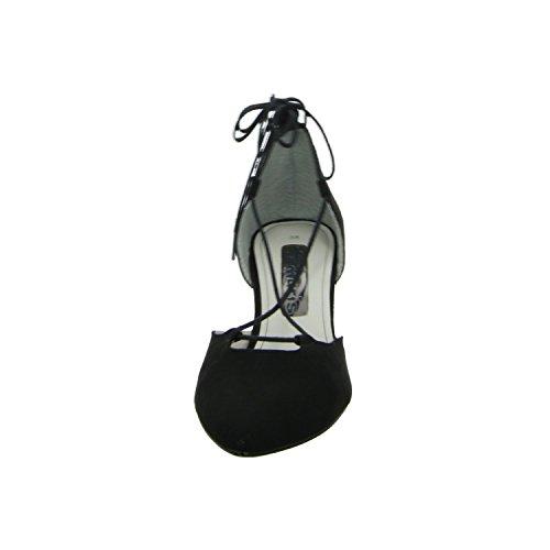 Tamaris  24429-001, Escarpins peep-toe femme Noir