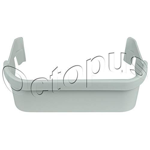 Frigidaire Kühlschrank Tür (Kühlschrank-Tür-Abfalleimer, weiß, passend für Frigidaire AP2115974 PS430027 240351601)
