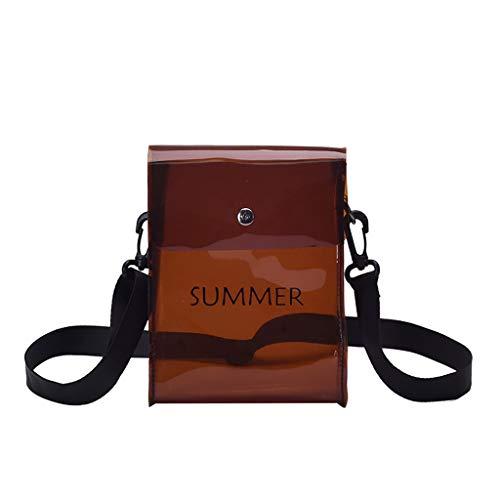 Mitlfuny handbemalte Ledertasche, Schultertasche, Geschenk, Handgefertigte Tasche,Frauen transparent vielseitig Messenger Bag Schulter Mode Tasche