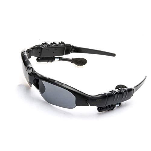 yanzi Bluetooth Brille Musik Reiten im Freien Smart Brille Angeln Laufen Sport HD Sonnenbrillen