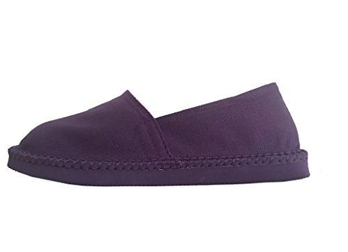 Tri International, Espadrillas basse bambine lilla 32
