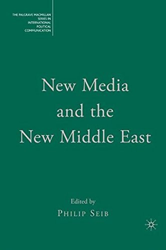 New Media and the New Middle East (The Palgrave Macmillan Series in International Political Communication) (2009-07-15) par unknown author