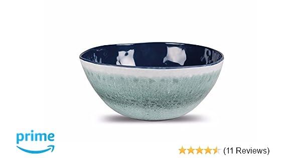 Salad Bowl /& Mugs Kampa Aegean Camping Tableware Mix /& Match Plates Bowls