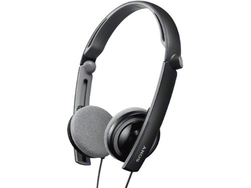 Sony MDR-S40 headphone (Black)  available at amazon for Rs.5693