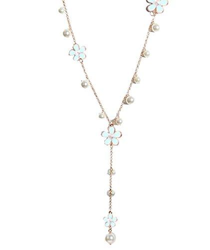 Bijoux Collier long Vêtements Accessoires de mode long collier pendentif