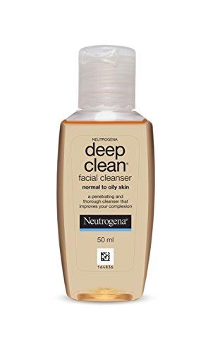 Neutrogena Deep Clean Facial Cleanser, 50ml