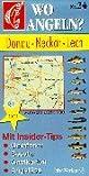 Wo angeln?, Nr.24, Donau, Neckar, Lech (Wo angeln? / Karten)