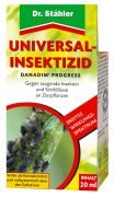 Dr. Stähler 040113 danadim Progress, Universal insetticida per piante decorative, 20 ml con pipetta dosatrice