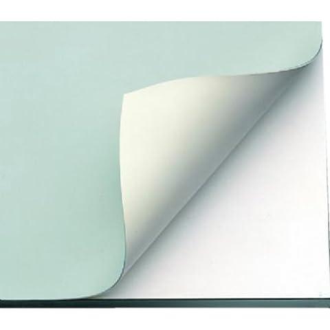 Alvin Home da ufficio Art Craft progetto VYCO, colore: verde/bianco crema, (24 91,44 cm x 60,96 cm (36