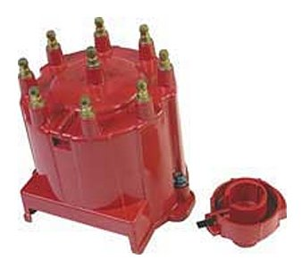 MSD 8406 Distributor Cap and Rotor Kit by MSD