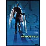 Les Immortels, tome 1 : Le tombeau de l'ange