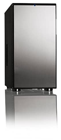 Fractal FD-CA-DEF-R4-TI Design Define R4 Boîtier PC ATX 2 x 5,25 externe 8 x 3,5 interne, 2 x 2,5 interne, 2 x USB 3.0 Gris Titanium