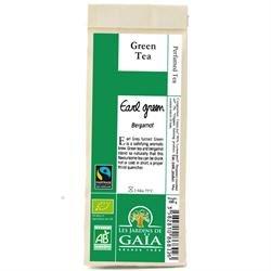 Thé vert Bio Equitable - Earl Grey vert