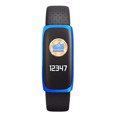 X1 Mode Farbdisplay Multifunktions-Chronograph Schritt Herzfrequenz-Tracker Schlafüberwachung Informationen Fordert Sport Wasserdicht Smart Bracelet/Für iOS Android-Geräte und Software