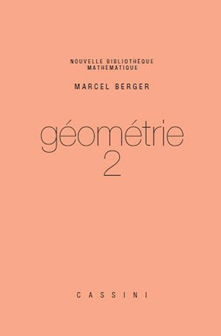 Géométrie : Tome 2