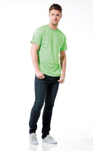 GILDAN -  T-shirt - Uomo Giada (Jade Dome)