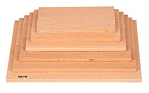 TickiT 73430 Natural Architect-Paneles rectangulares (6 Unidades)