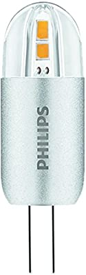 Philips 8718696422304 GU4 1,2 W LED 3000 K cápsula bombilla no regulable, blanco