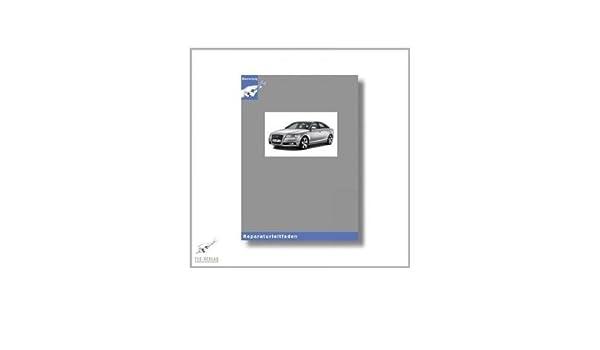 Audi A6 05-11 Stromlaufplan / Schaltplan - Reparaturleitfaden ...