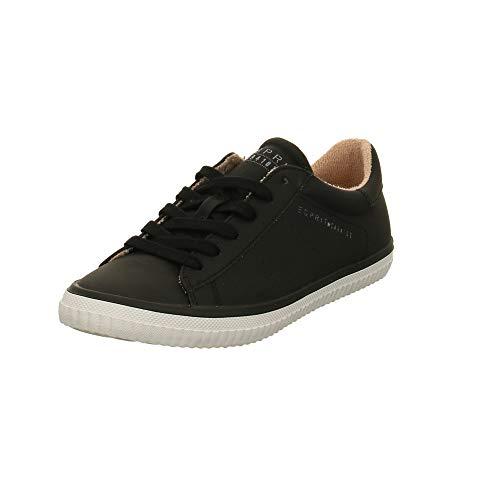 ESPRIT Riata Lace up Sneaker Damen Schwarz - 38 - Sneaker Low