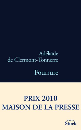 Fourrure (La Bleue) (French Edition)