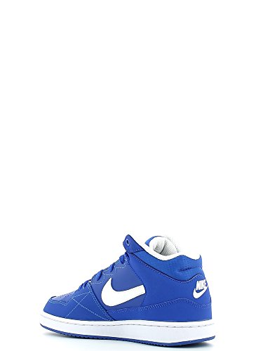 Nike Priority Mid GS Scarpe Sportive, Ragazzo Azul / Blanco (Game Royal / White-Game Royal)