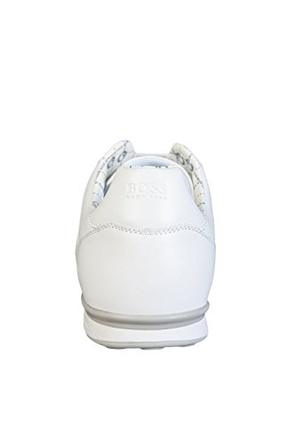 Boss Green Arkansas_lowp_lt 10191565 01, Sneakers Basses Homme, Weiß Blanc (White)