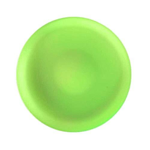 Purebesi Mini Wurfscheiben, 6,4 X 6,4 X 1,3 cm, Silikon Flying Disc Spielzeug Nicht Rutschen, Outdoor Männer Frauen Kinder Spin Game Spielzeug, Fliegende Spielzeuge