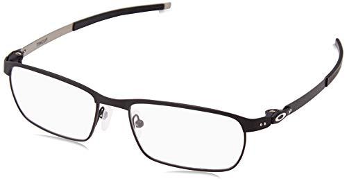 Oakley Herren 0OX3184 Brillengestelle, Mehrfarbig (Powder Coal), 52