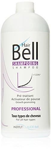 Veana Claude Bell HairBell Shampoo Pro - Haarwachstumsbeschleuniger, 1er Pack (1 x 1 l)