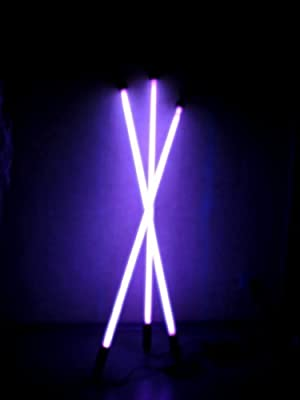 Leuchtstab SCHWARZLICHT 138 cm Neonröhre