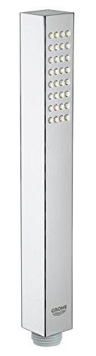GROHE Euphoria Cube | Brause- und Duschsystem - Handbrause | 1 Strahlart | 27698000