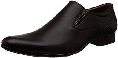 BATA Men's Garin Brown Formal Shoes - 10 UK/India (44 EU)(8514181)