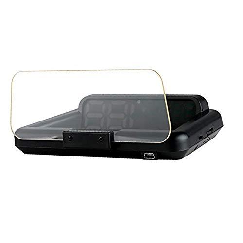 DONGMAO T900 Auto Hud GPS Tacho Head Up Display Mit Reflexion Board Auto Geschwindigkeit Projektor Über Geschwindigkeitswarnung Für Alle Fahrzeug - Gps-auto-tacho