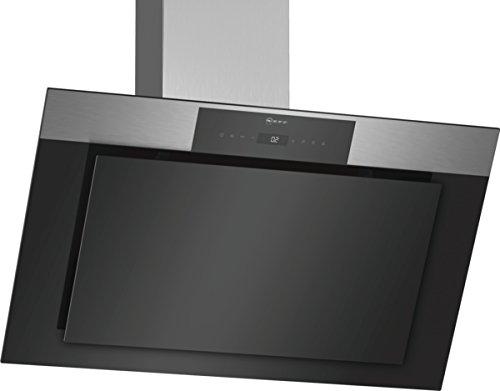 Neff DIPU961N (D96IPU1N0) / Schrägesse / 90cm / Schwarz / Wahlweise Abluft- oder Umluftbetrieb