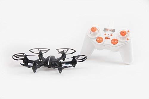 efaso FPV WIFI Hexacopter MJX X800 – 2,4 GHz, 6-Achsen-Gyro mit WIFI Kamera für Liveübertragung für Android und Apple, Flip-Funktion, LED-Beleuchtung und Rotorschutz