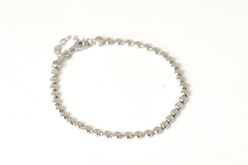 Babette Wasserman épingle Bracelet lune en argent sterling argent