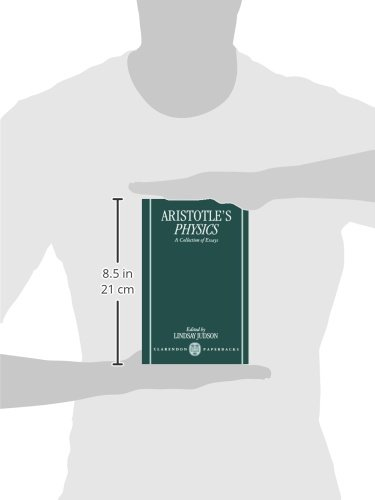 Aristotle's Physics: A Collection of Essays (Clarendon Aristotle Series)