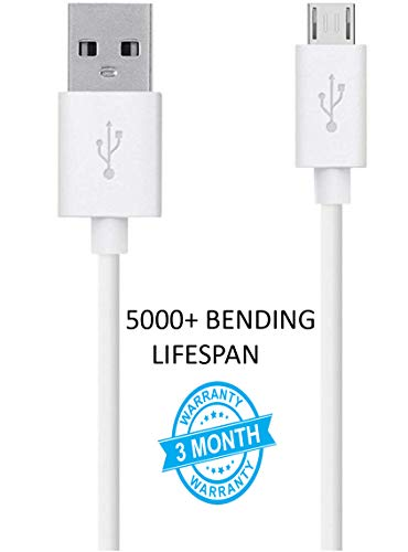 Fast Delight Micro USB Fast Charging Sync Cable V8 Compatible for Samsung Galaxy Y Pro Duos