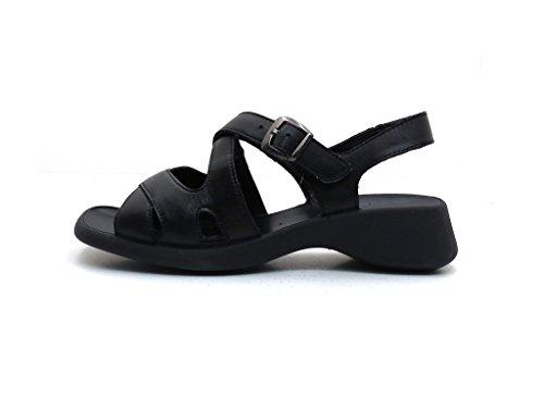 Legero Sandali Pantofole pantofole sandali scarpe donna 4-62726-01 Nero ...